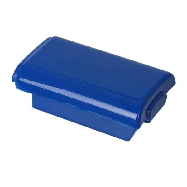 Glossy Dark Blue Battery Pack