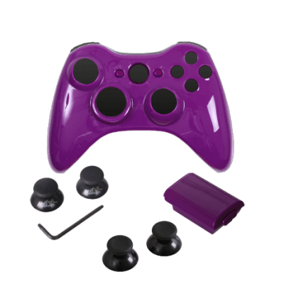Glossy Purple Shell Kit