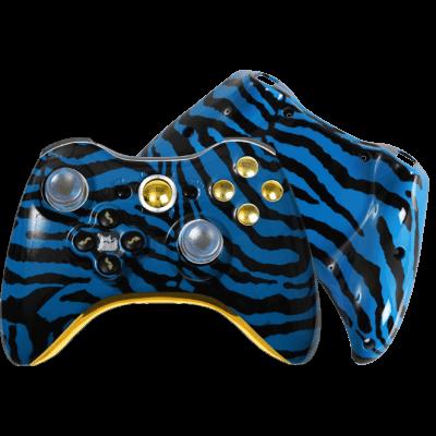 Blue Zebra Master Mod®