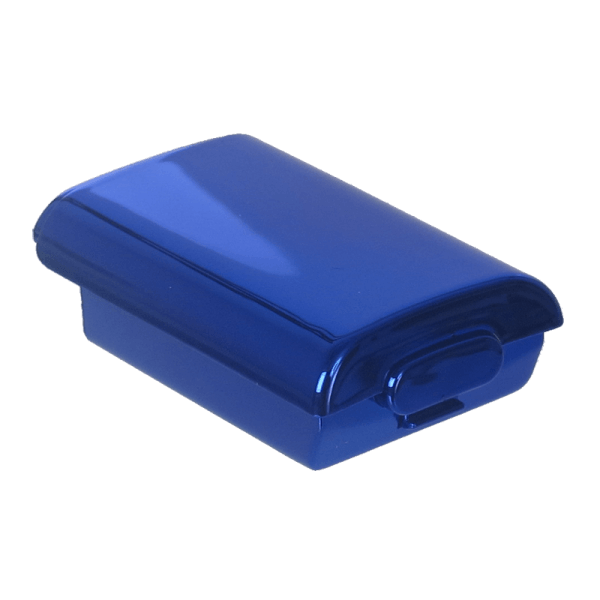 Chrome Blue Battery Pack