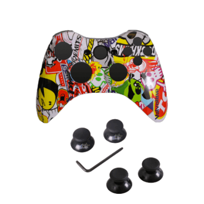 Sticker Bomb Faceplate Only Kit