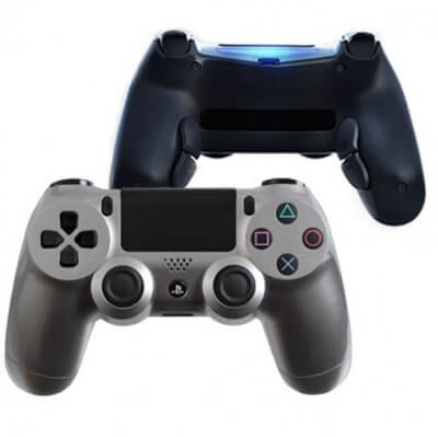 Featured Controller - PS4 Steel SHIFT