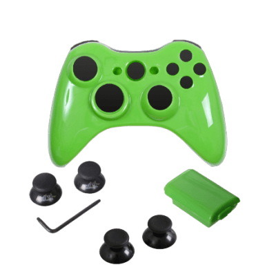 Glossy Go Green Shell Kit
