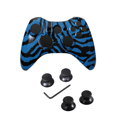 Blue Zebra Faceplate Only Kit