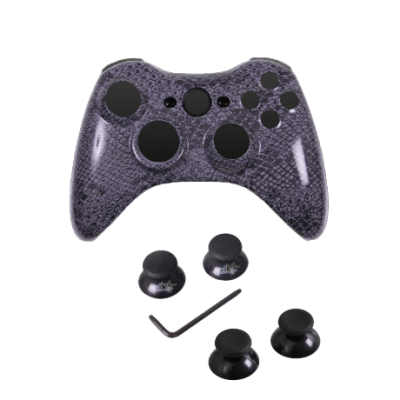 Gray Cobra Faceplate Only Kit