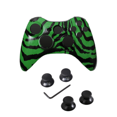 Green Zebra Faceplate Only Kit