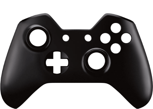 black xbox controller png - photo #38