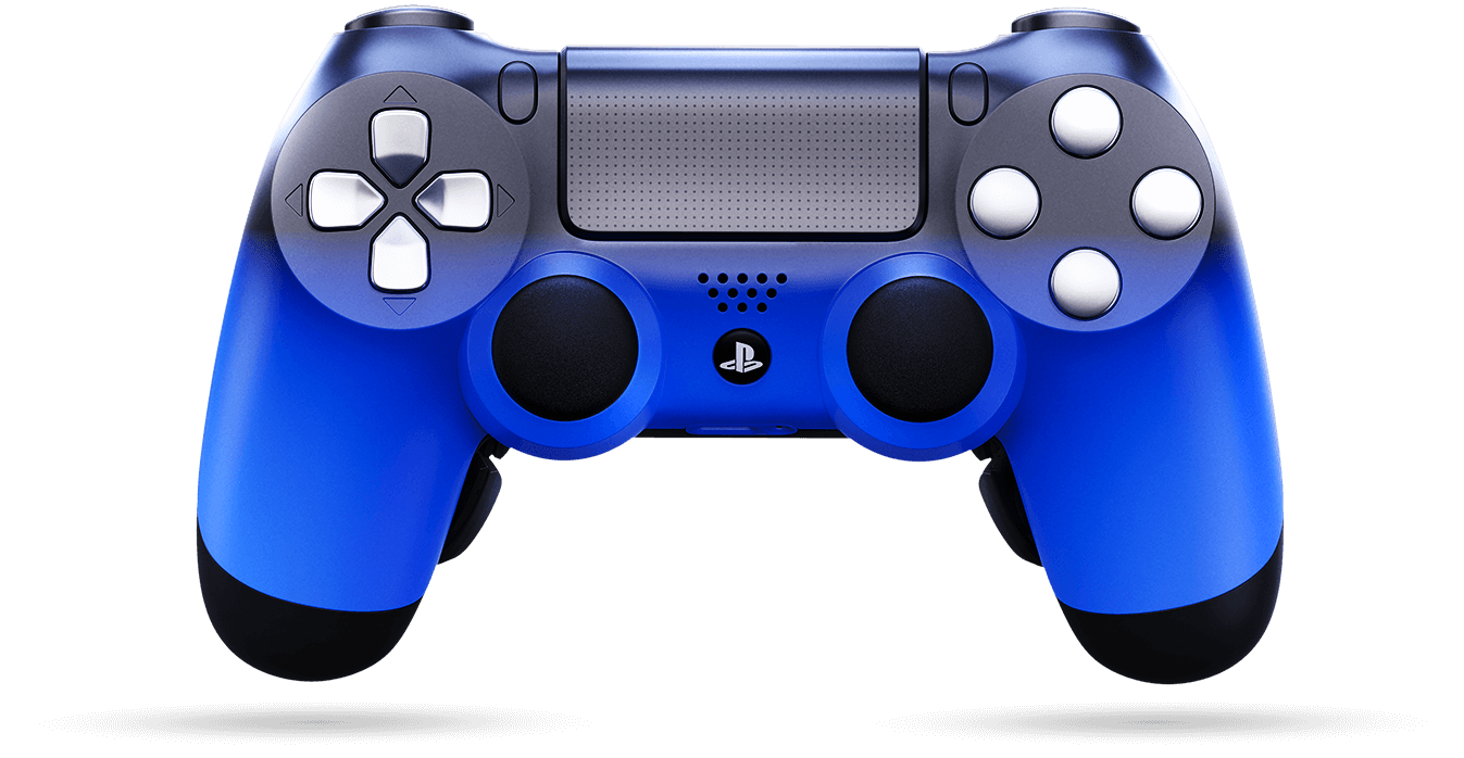 Game Controllers For Ps4 : Playstation pro custom gaming controller evil controllers