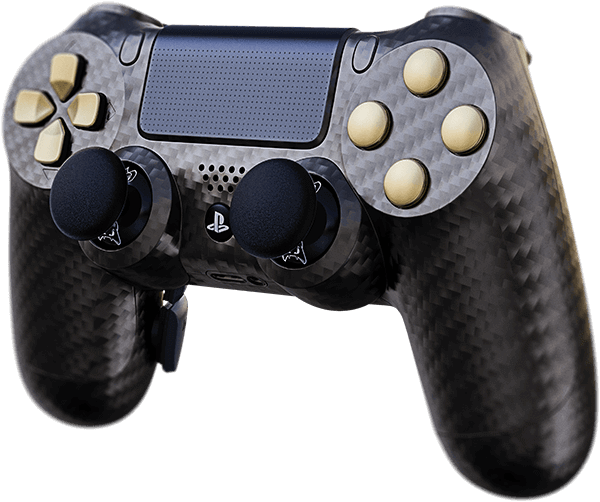 ps4 evil shift carbon fiber series eSports Pro controller