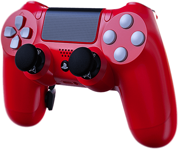 PS4 Evil MasterMod Glossy Series Modded Controller