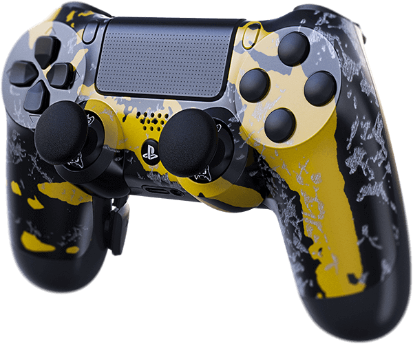 ps4 evil shift splash series eSports Pro controller
