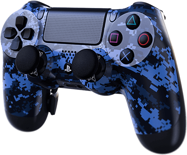 ps4 evil shift urban camo series eSports Pro controller