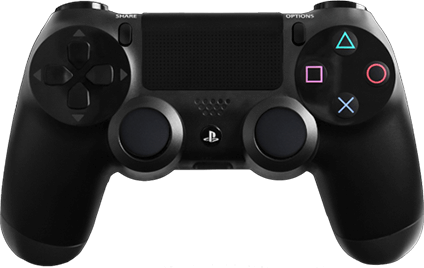 ps4 evil shift black eSports Pro Controller