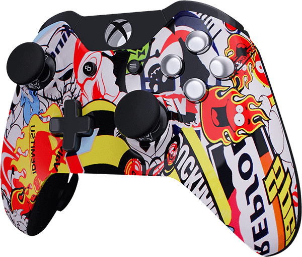 xbox one evil shift extreme series eSports Pro controller