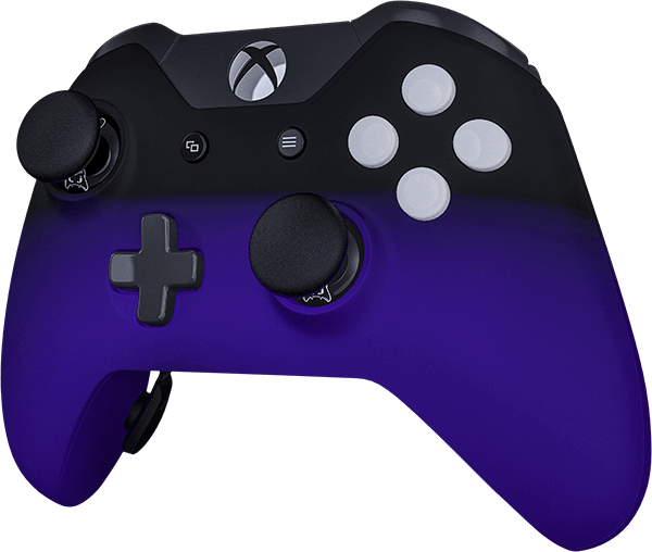 Xbox One Evil MasterMod Fade Series Modded Controller
