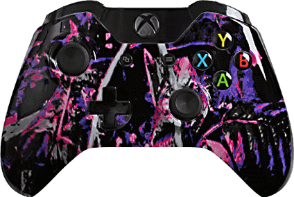 xbox one evil shift extreme blue eSports Pro Controller