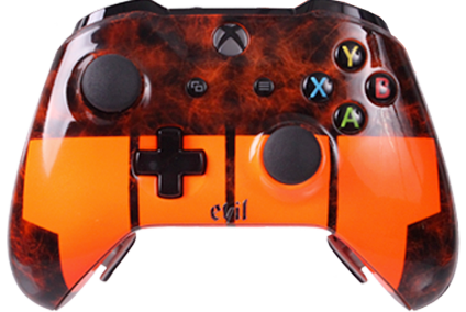 xbox one EVIL SHIFT Blackout Edition eSports Pro Controller