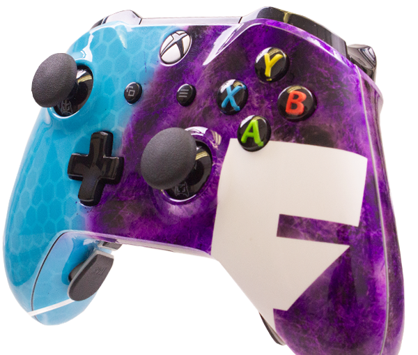 ps4 evil shift soft touch eSports Pro controller