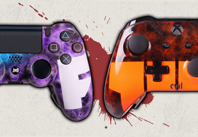 Limited Edition Controllers