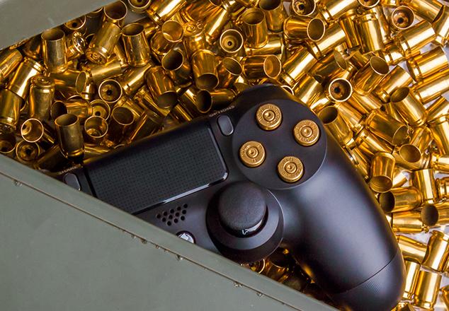 Bullet Buttons
