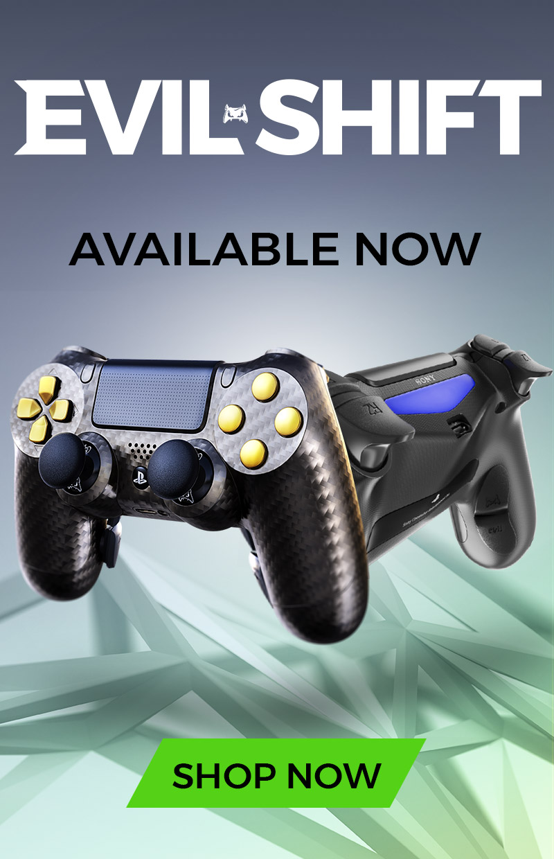 Evil Controllers | Evil Controllers