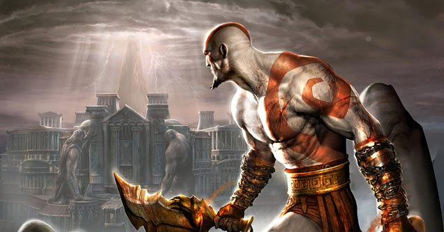 Evil in the Grapevine: Kratos in the next Mortal Kombat | Evil
