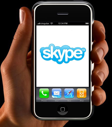 Skype update allows iPhone users to talk Face to Face anywhere, anytime