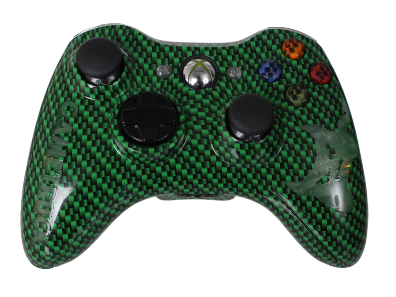 Modified Gaming Controller Innovator Evil Controllers and