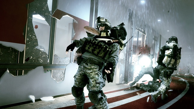 The Rivalry Continues Between MW3 and BF3 Via DLC and