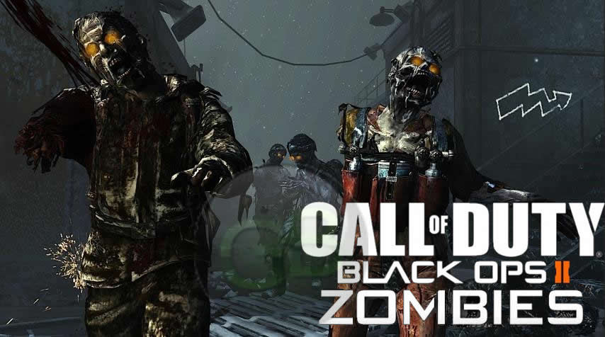Black Ops 2 Zombie Mode To Be Revealed Evil Controllers