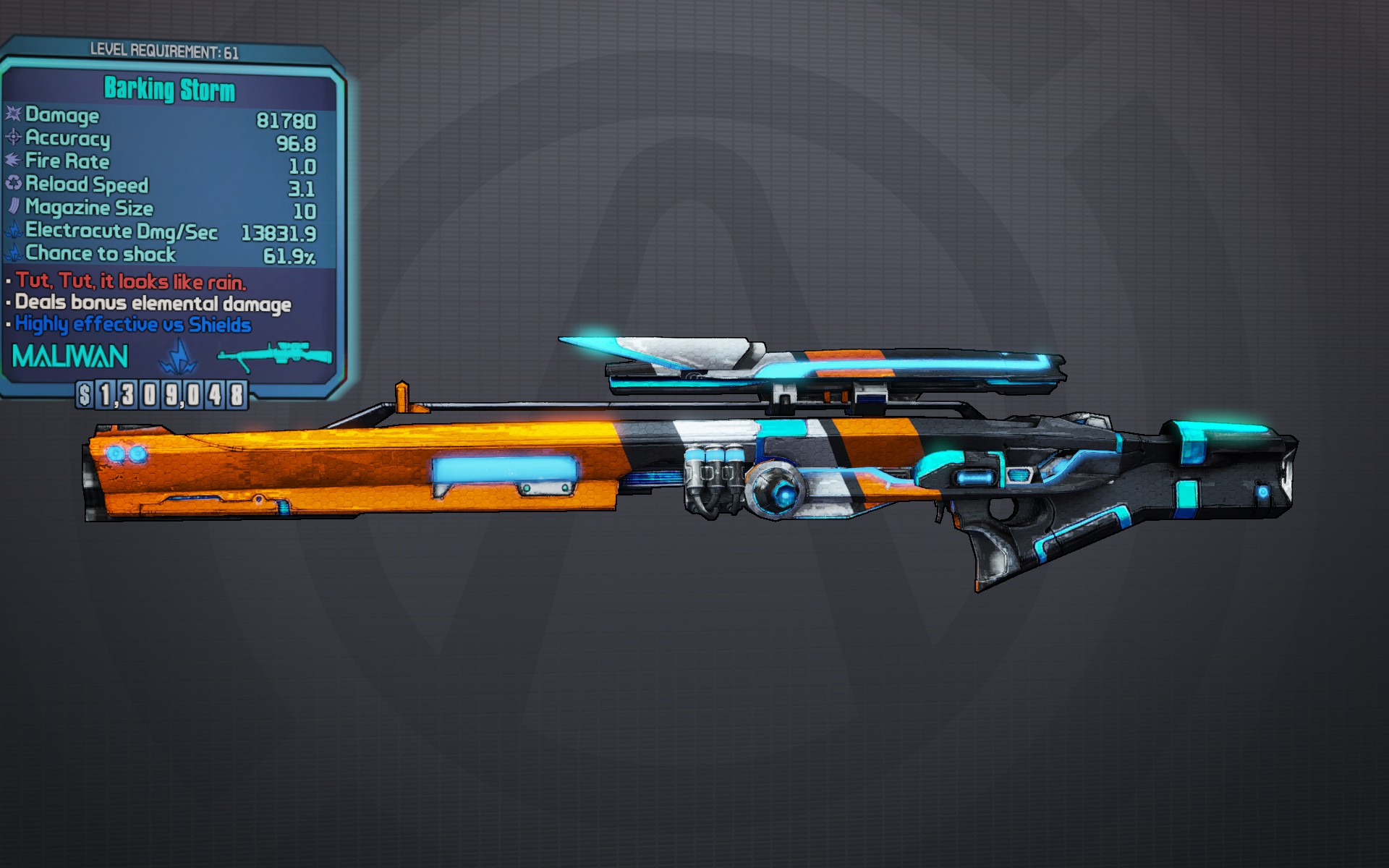 Borderlands 2 Includes Pearlescent Items with New Level Cap Release