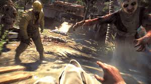 Dying Light Footage