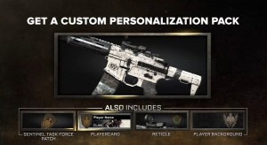 Advanced Warfare Preorder bonuses
