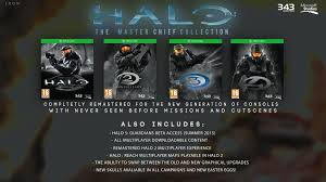 halo master chief collection xbox 360