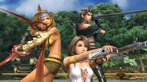 final fantasy x HD ps4