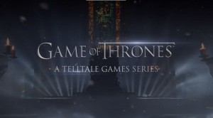 telltale games game of thrones