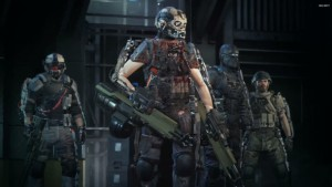 cod advanced warfare zombies