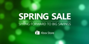 xbox one spring sales