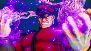 Street Fighter V M Bison