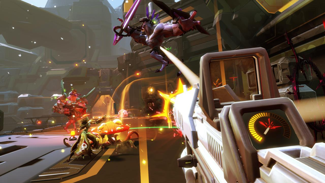 PS4 Battleborn Beta