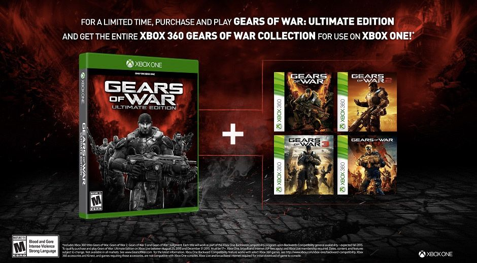 gears of war backwards compatible