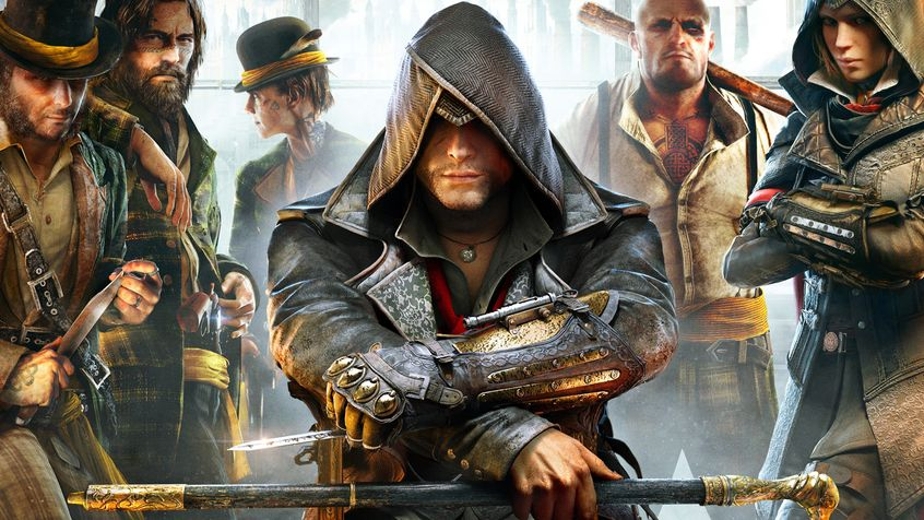 sony assassins creed syndicate