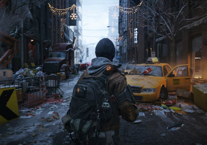 Tom Clancy's Division Beta
