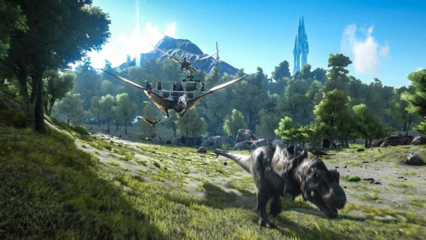 Ark: Survival Evolved Patch Incoming for Xbox One | Evil