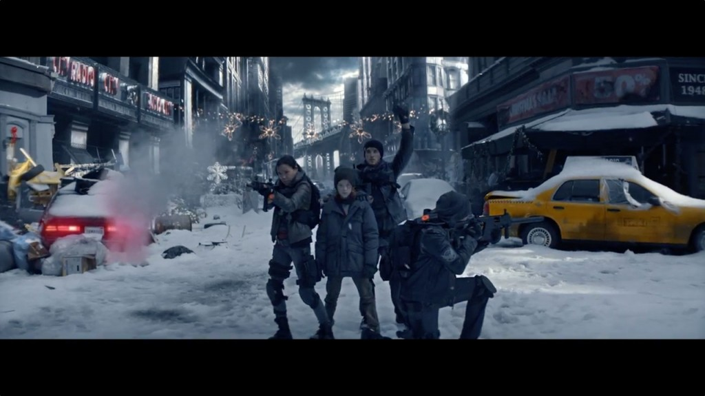 the division live