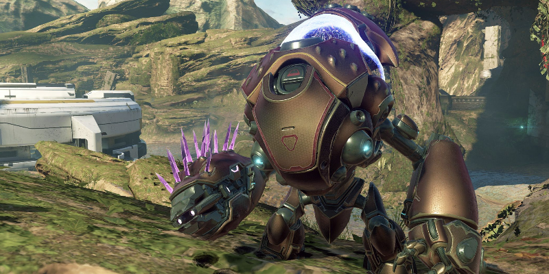 Halo 5 'Grunt Goblin' Coming to Warzone | Evil Controllers
