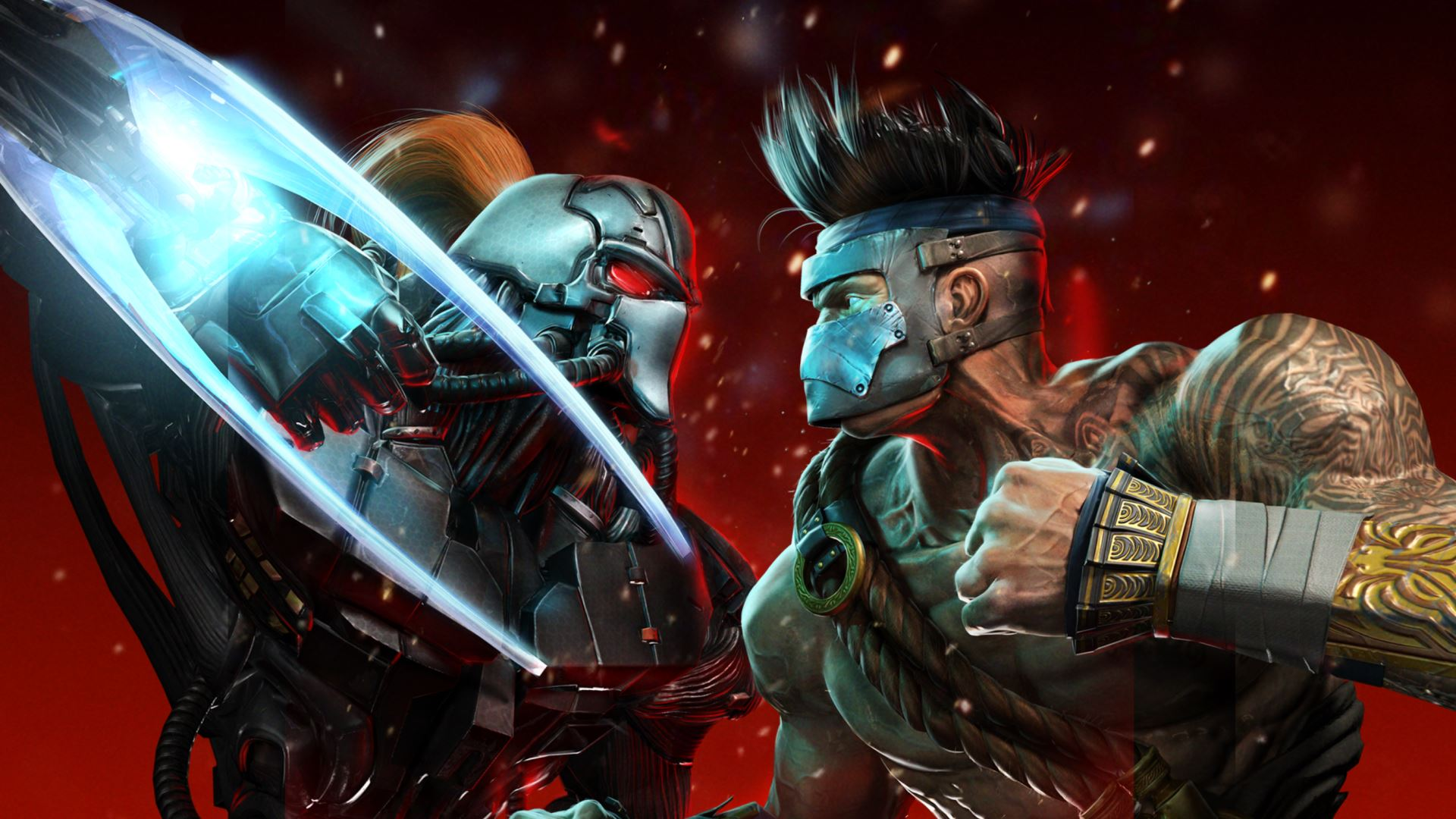 could there be a killer instinct mortal kombat crossover evil