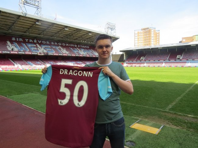 west ham united fifa 16 esports
