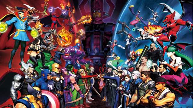 Marvel Vs Capcom 4 Hitting in 2017