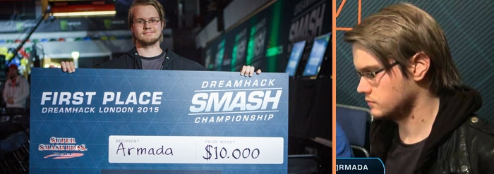 Armada Takes Dreamhack Winter Win